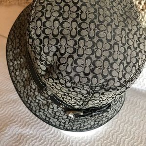 Coach Accessories - Authentic Coach bucket hat